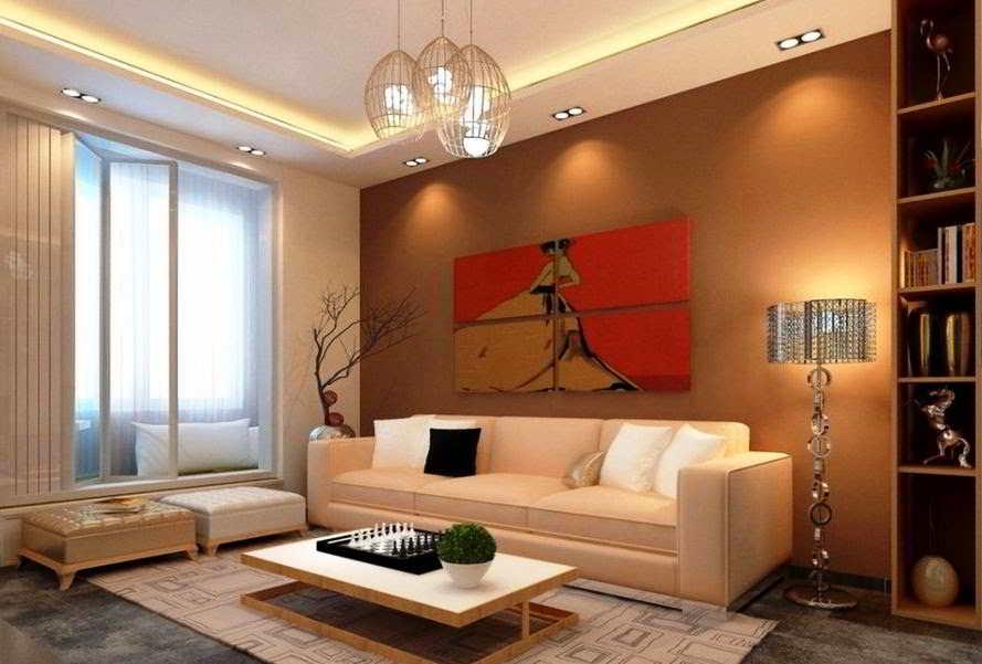 Model Lampu Hias Ruang Tamu