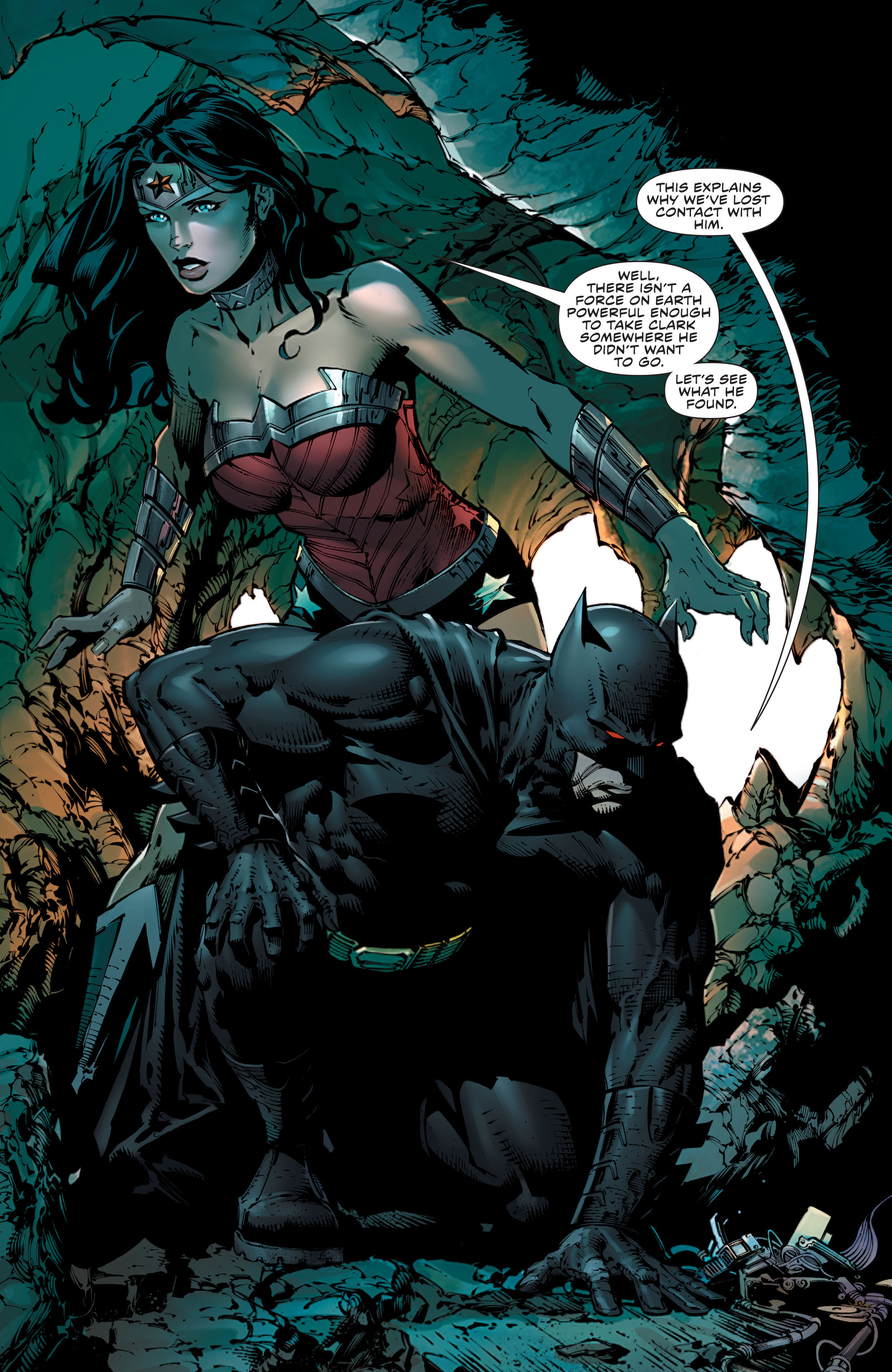 Read online Wonder Woman (2011) comic -  Issue #39 - 2