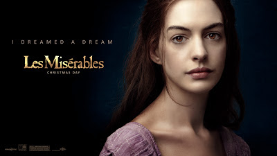 LES MISERABLES: Anne Hathaway as Fantine, via lesmiserablesfilm.com