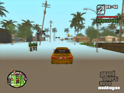 Download Mods Gta | white bluezz