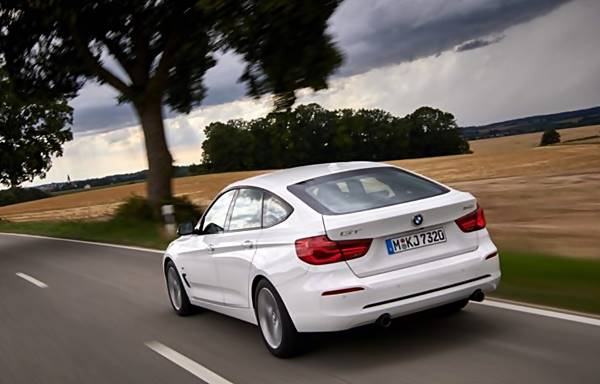 BMW 340i Gran Turismo Facelift With Top Gasoline