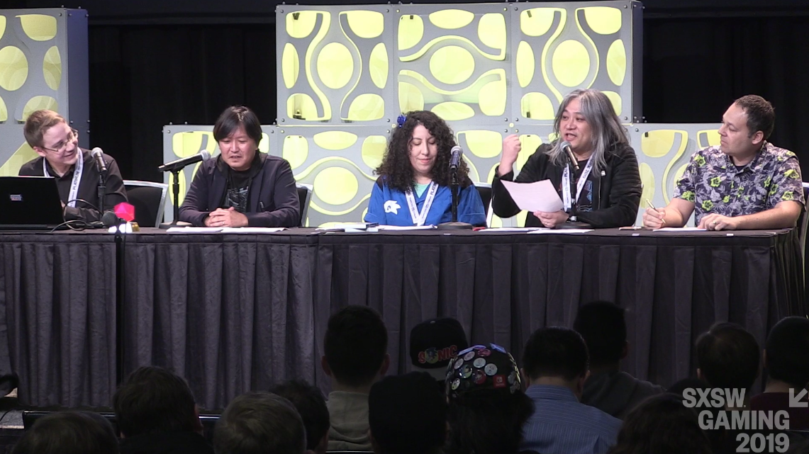 SonicJPNews archive blog: Summary of SXSW2019 Sonic Panel
