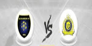 مشاهدة مباراة النصر والتعاون البث المباشر