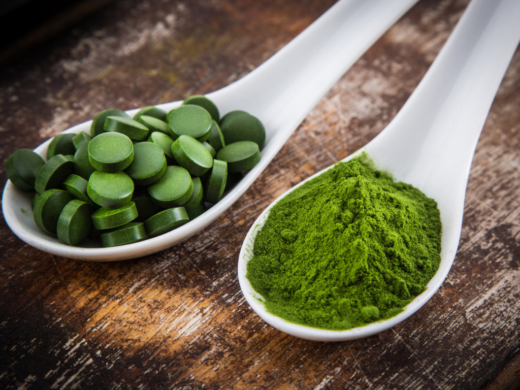 Cilantro and Chlorella Can Remove 80% of Heavy Metals From