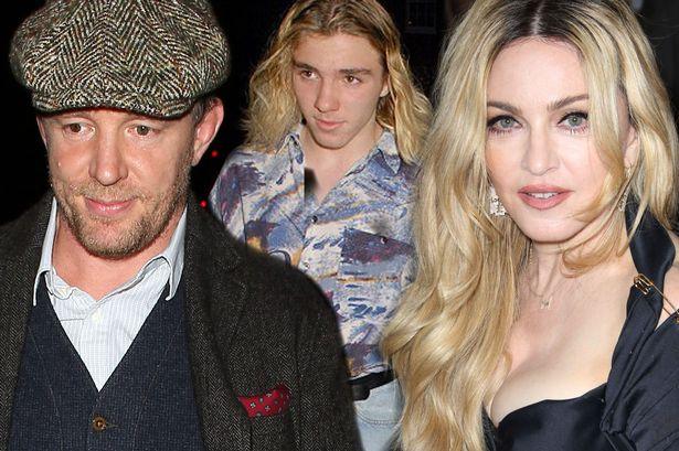 Madonna y Guy Ritchie logran acuerdo por la custodia de su hijo Rocco.