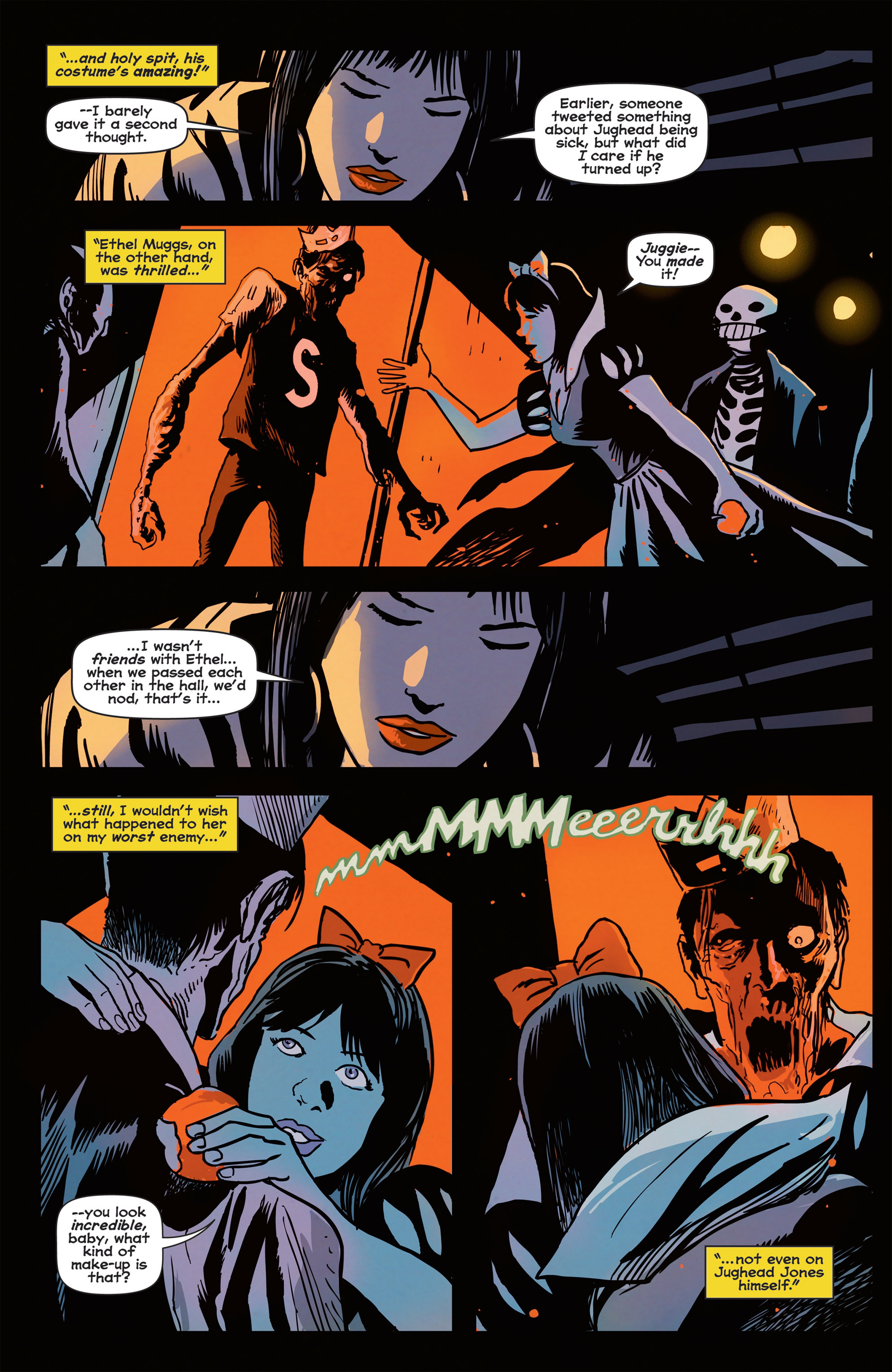 Read online Afterlife with Archie comic -  Issue #2 - 7