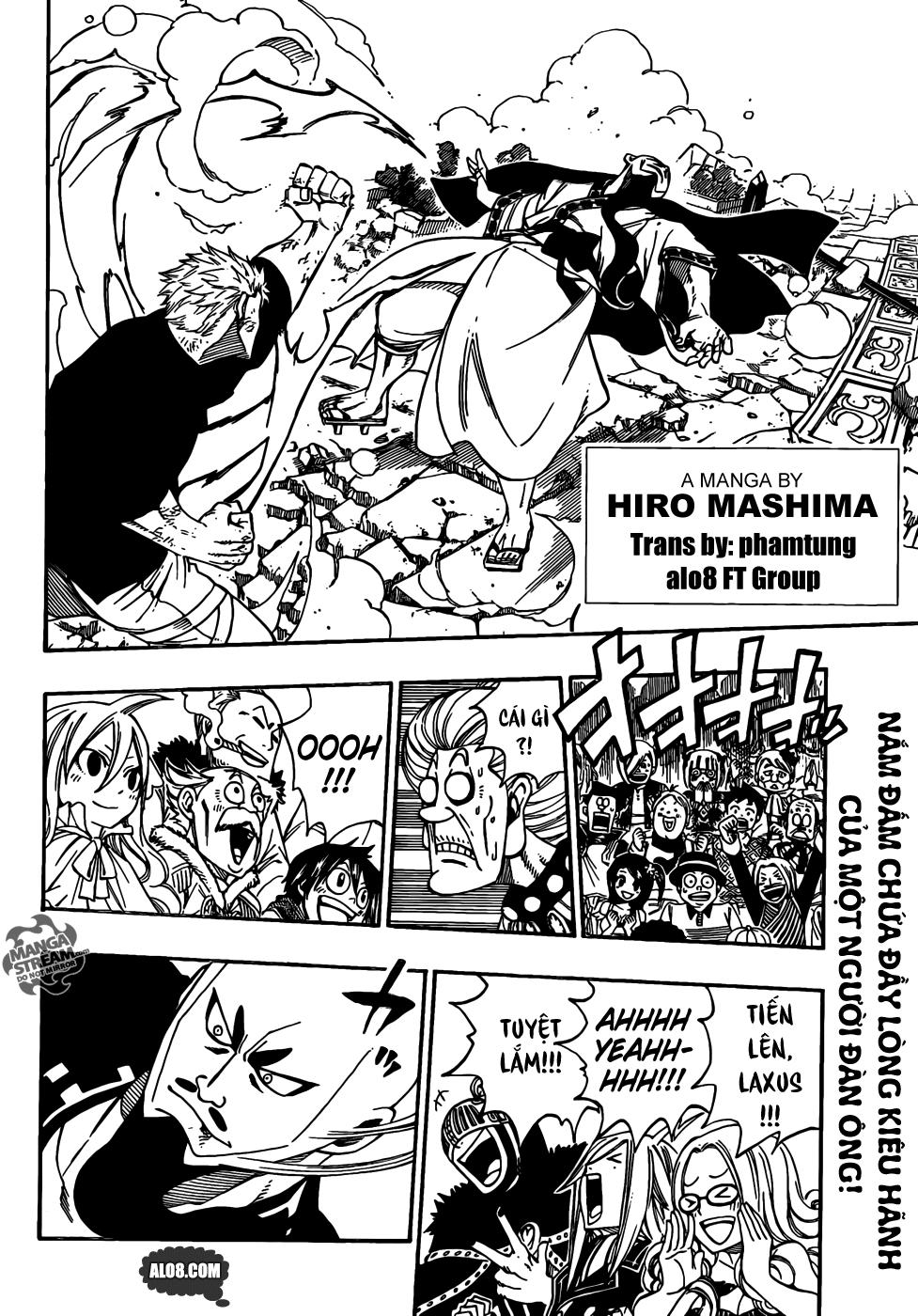 Fairy Tail chap 321 trang 2