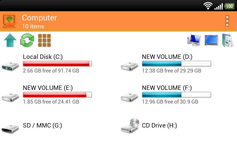 WiFi PC File Explorer v1.5.26 APK Is Here ! [LATEST] - Novahax