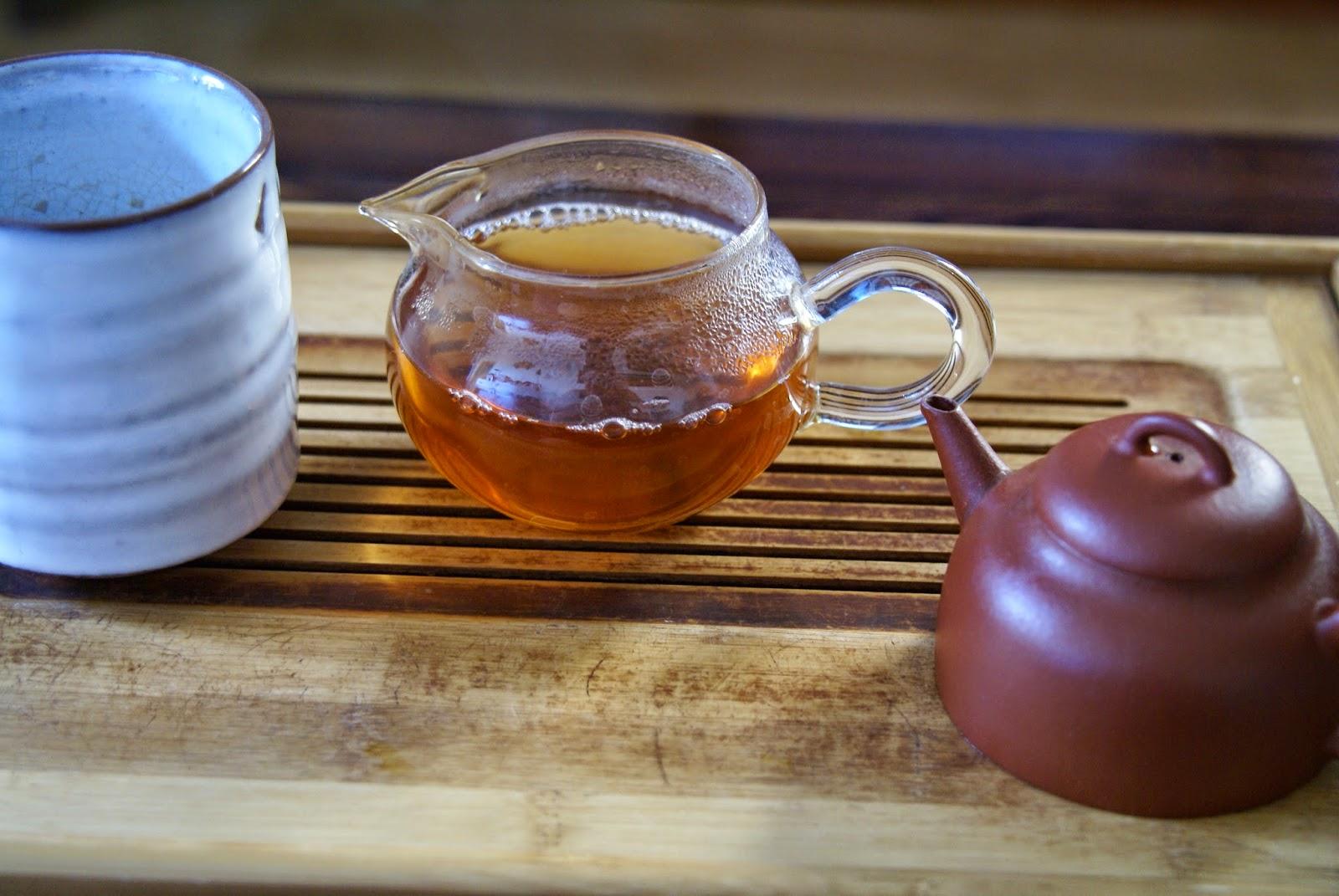 thé et céramique