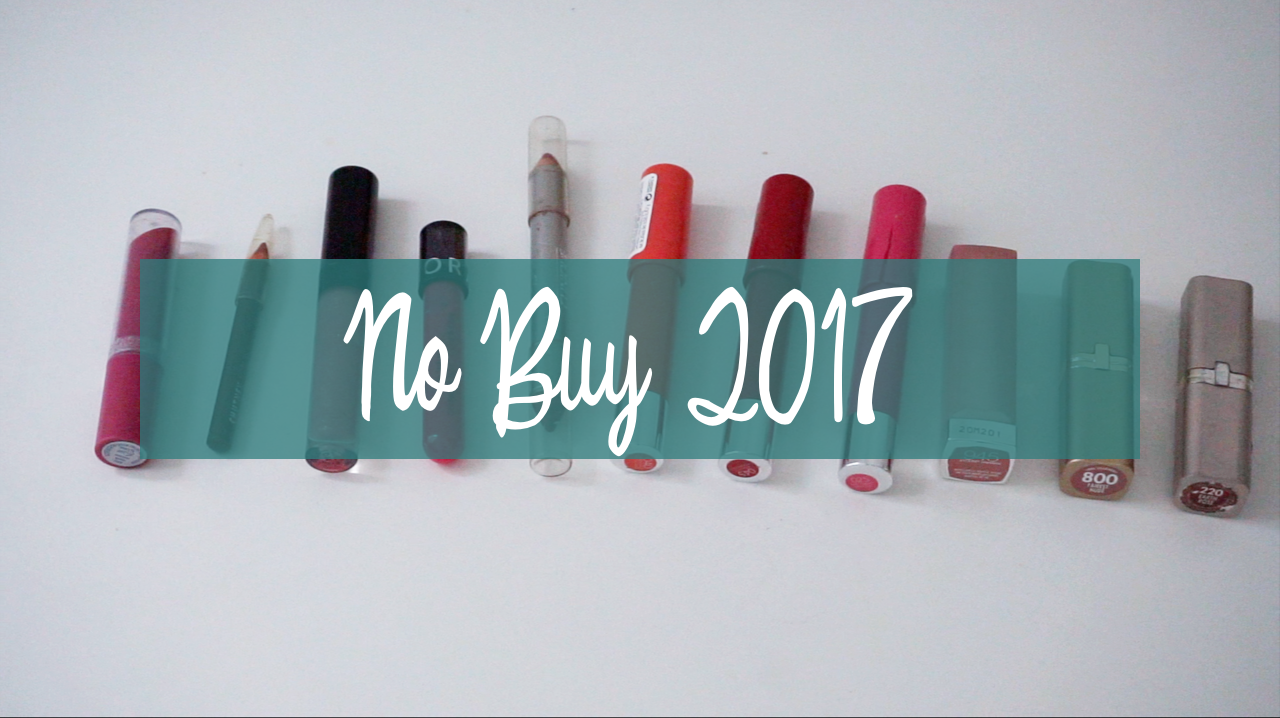 No Buy 2017 All 99 Products