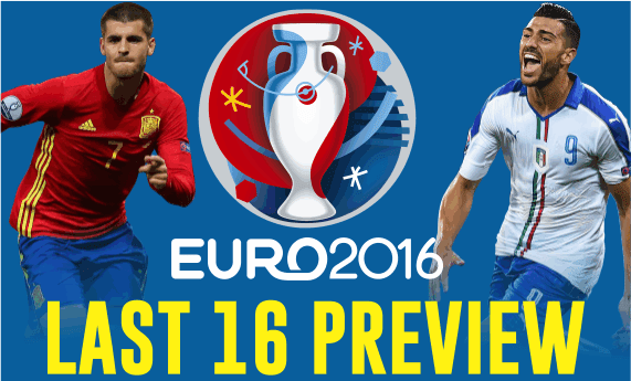 Euro 2016 Knockout Stage: We preview all of the Last-16 matches