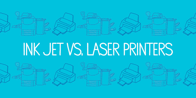 Direct Differences Between Inkjet and Laser Printers