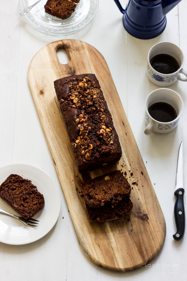 two-chocolates-banana-bread-#breadbakers