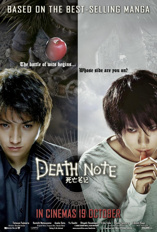 Death Note: Iluminando um Novo Mundo Legendado