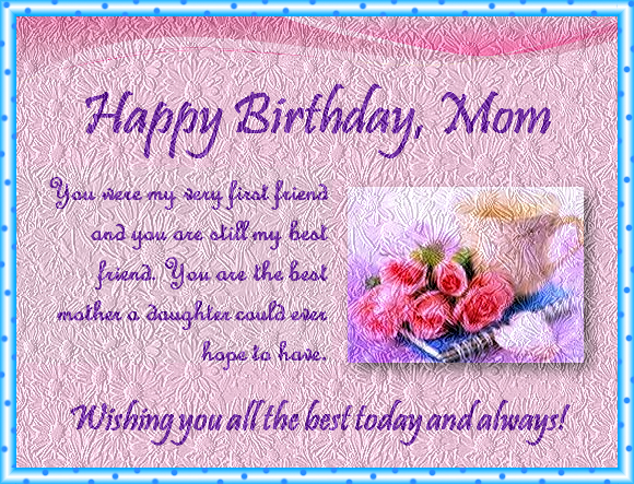 Spiritual Birthday Messages For Mom: Religious Wishes