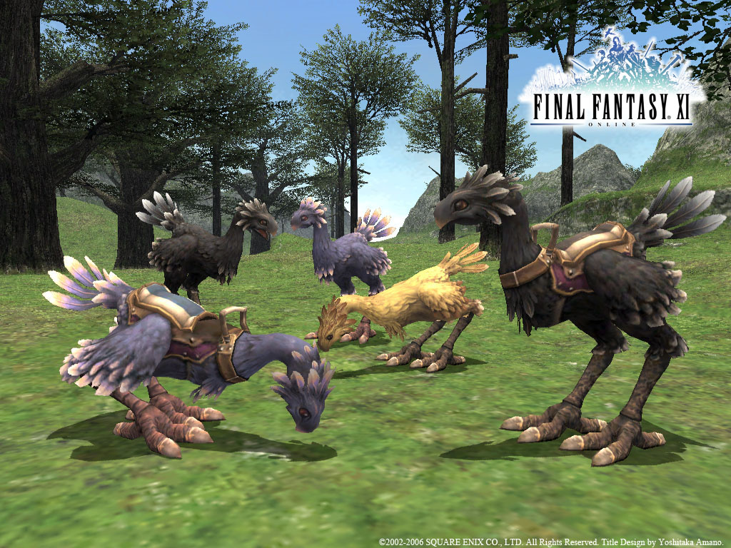 Chocobos in Wesnoth - The Battle for Wesnoth Forums