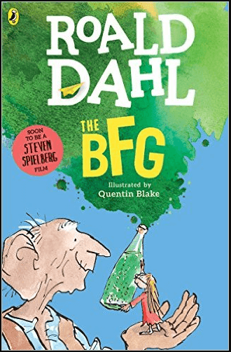The BFG or Big Friendly Giant by Roald Dahl Download Free