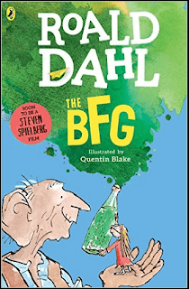 The BFG or Big Friendly Giant by Roald Dahl Download Free Book