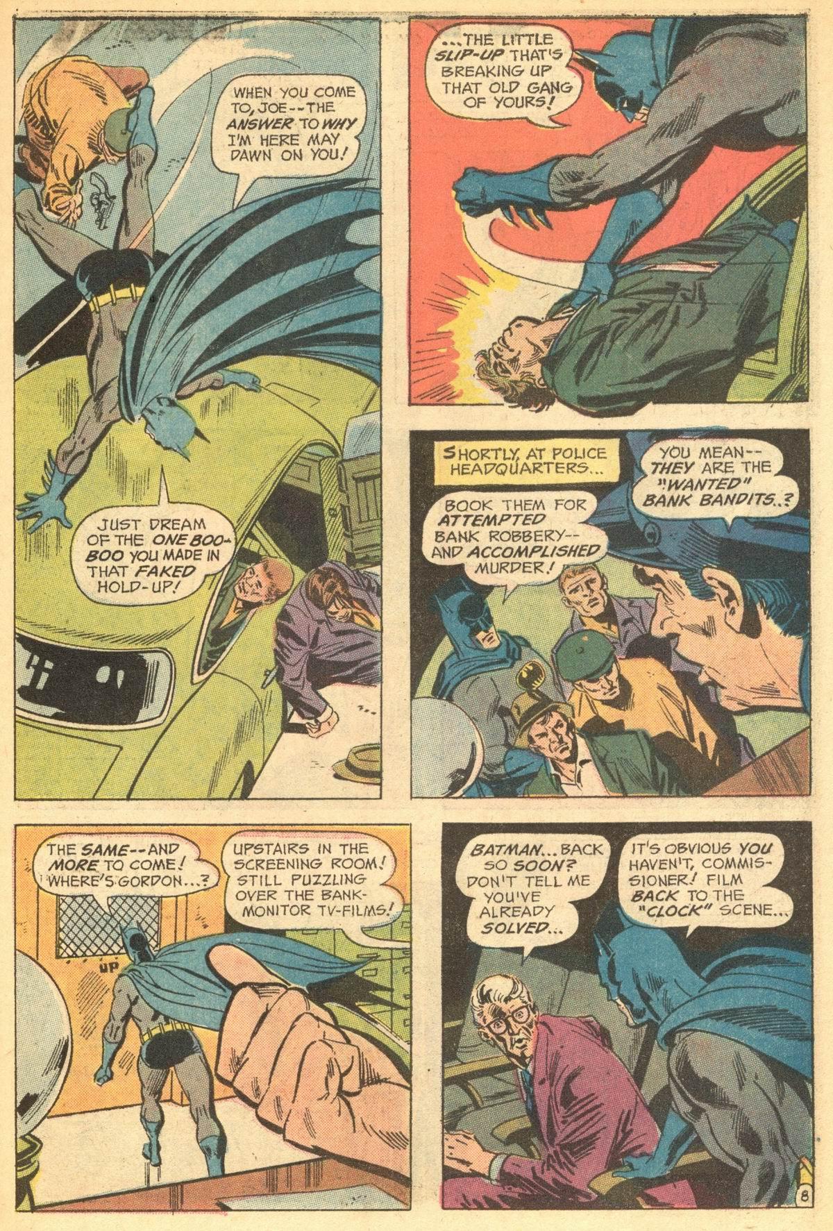 Detective Comics (1937) 424 Page 10