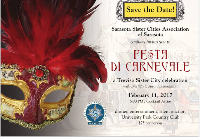 Festa Di Carnevale -Save the Date!
