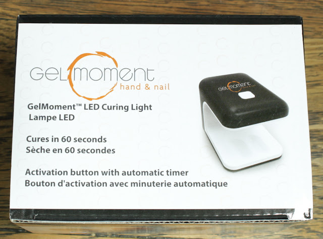 GelMoment LED curing lamp