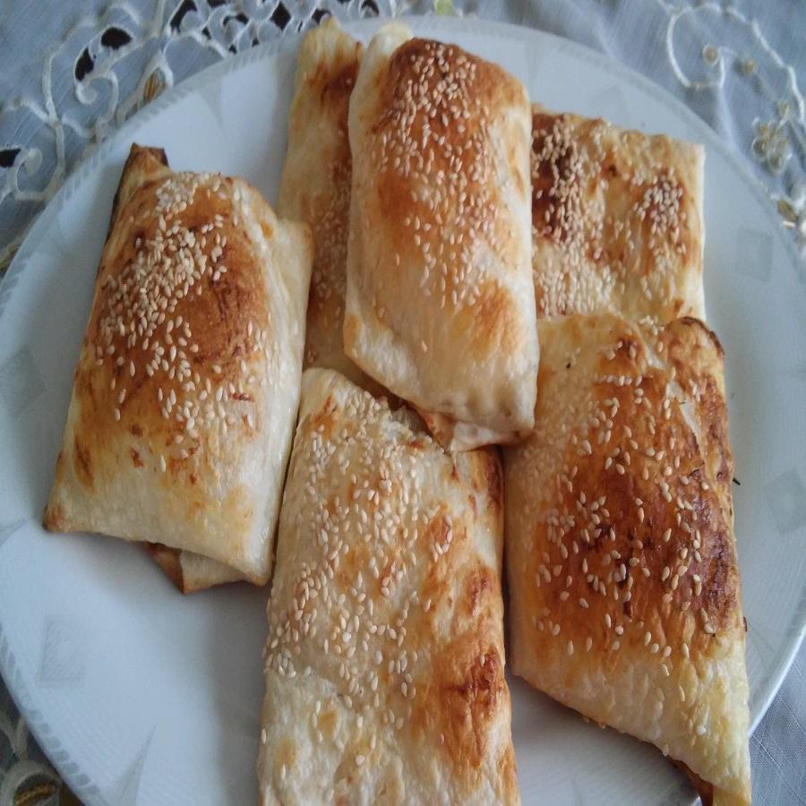 Peynirli Gelin Bohçası Tarifi