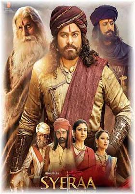 Sye Raa Narasimha Reddy 2019 Hindi Dubbed HDRip