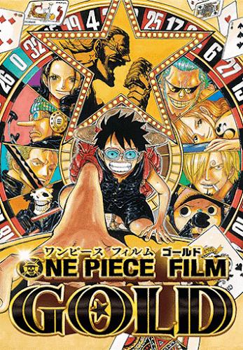 One Piece Film Gold วันพีช ฟิล์ม โกลด์ เดอะมูฟวี่ 13