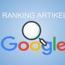 Cara Mudah Mengetahui Peringkat Artikel Kita Di Google