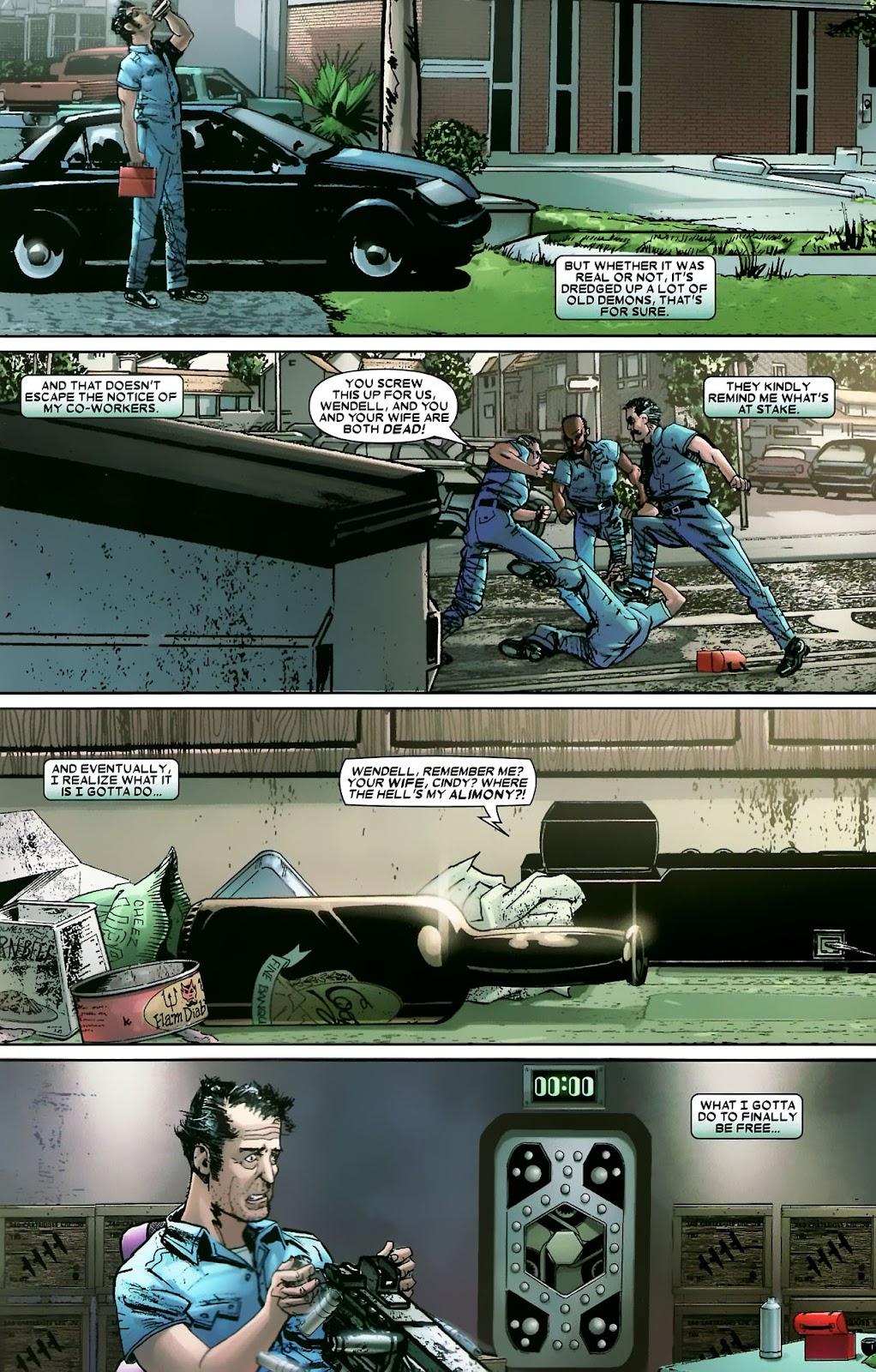 Read online Wolverine (2003) comic -  Issue #56 - 24