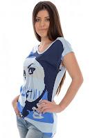 Tricou PUMA pentru femei WOW TOP (PUMA)