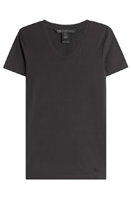 Black Tee from Marc by Marc Jacobs