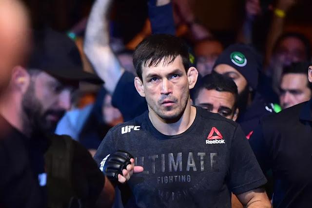 Pembayaran Reebok Untuk UFC Sao Paulo