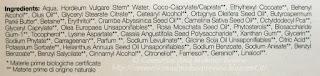 I Provenzali - Crema viso 24h biologica nutriente INCI