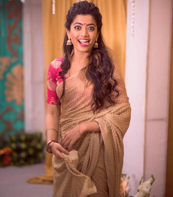 Geetha-Govindam movie actress
