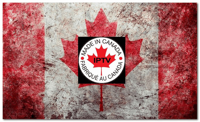 Made in Canada is an IPTV add-on