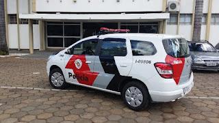 Polícia Militar prende pai e filho em tentativa de furto em Juquiá