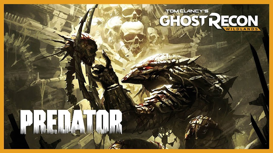 ghost recon wildlands event predator 2018