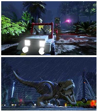 LEGO Jurassic World MOD APK (Everything Unlocked)