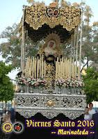 Semana Santa de Marinaleda 2016