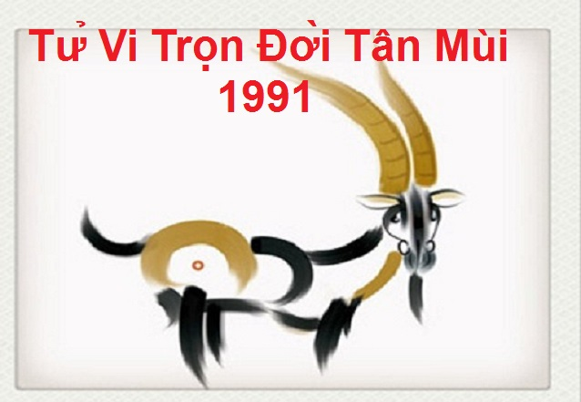 Tu Vi Tron Doi Tan Mui 1991