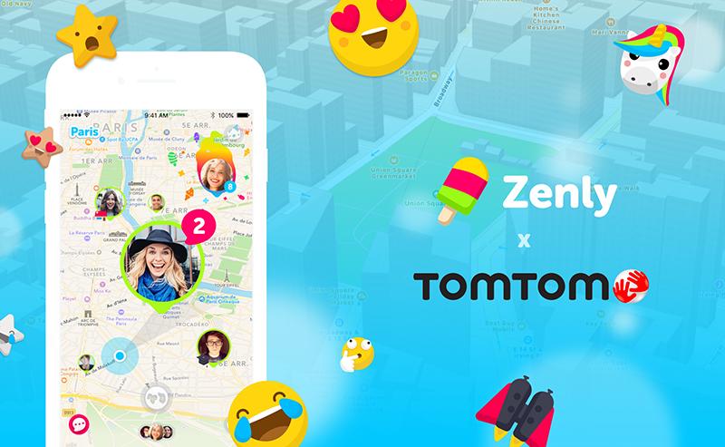 Zenly - 手機定位追蹤和知道附近有哪些朋友