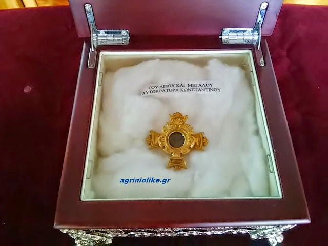 Λείψανο του Μεγάλου Κωνσταντίνου σε ιδιωτική συλλογή https://leipsanothiki.blogspot.be/