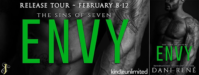 ENVY by Dani René #NowAvailable