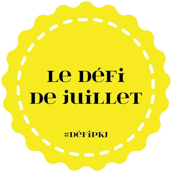 [Challenge] Le défi littéraire de juillet - PKJ