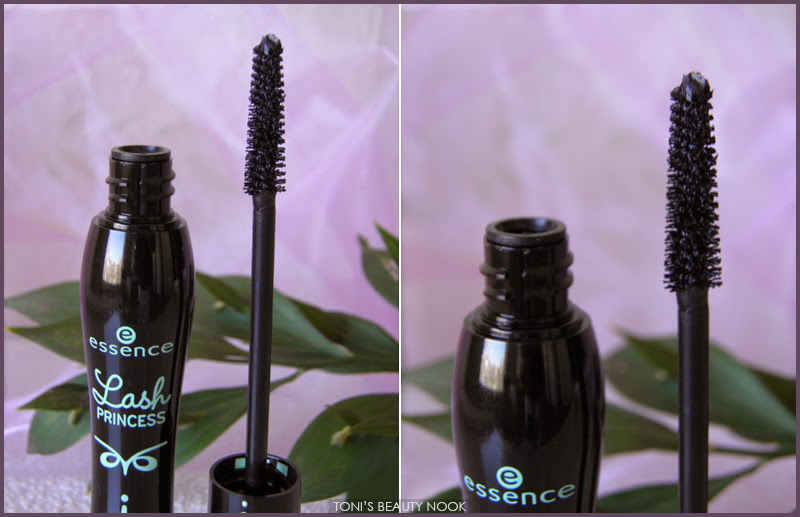 essence lash princess mascara shy beauty lip gloss