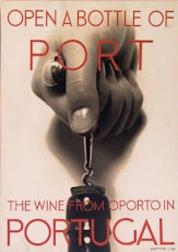 Open a bottle of Port