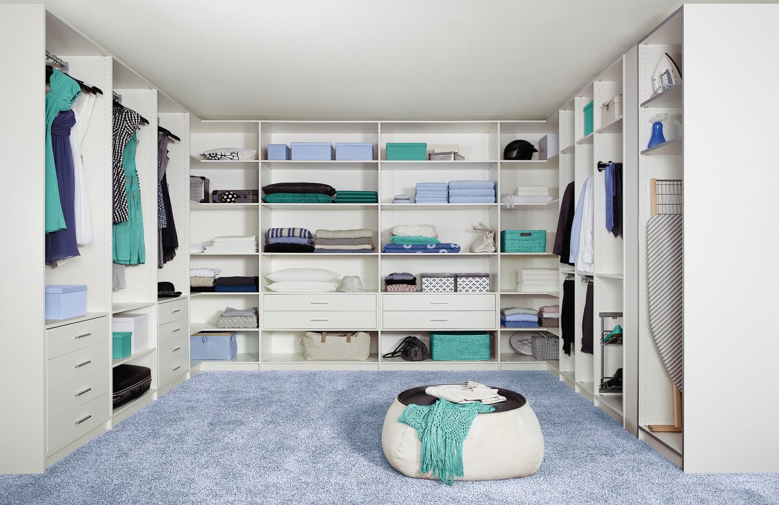 kleines ankleidezimmer einrichten home creation. Black Bedroom Furniture Sets. Home Design Ideas