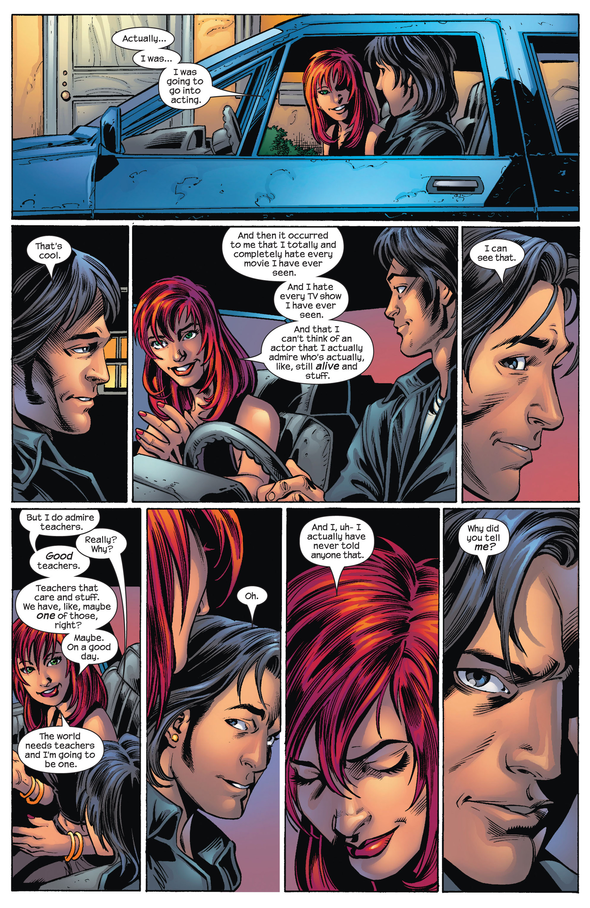 Read online Ultimate Spider-Man (2000) comic -  Issue #78 - 15