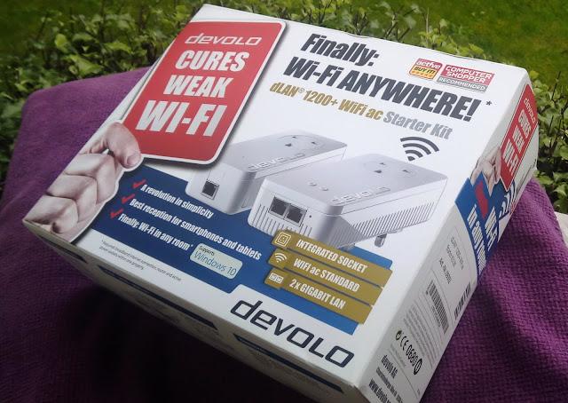 Devolo Dlan Powerline Adapter Kit W Gigabit Lan Ports And Wifi Ac 1200 Mbps Speeds Gadget Explained Consumer Tech Reviews